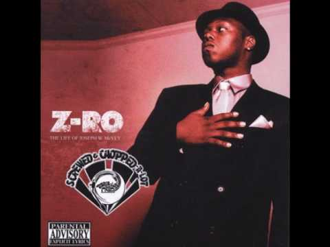 Z-Ro Thats Who I Am