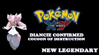 POKEMON X & Y NEWS: Diancie Confirmed As 719th Pokemon! (New Legendary In 17th Pokemon Movie)