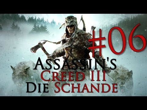 Let's Play Assassin's Creed 3: Die Tyrannei von Knig Washington - Die Schande (Blind) #6