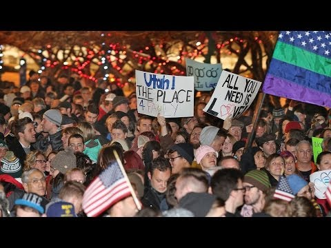 Court Ruling on Gay Marriage Ban Makes Utah an Unlikely New Front in Struggle for LGBT Equality
