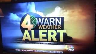 Severe Weather Demon on WSMV