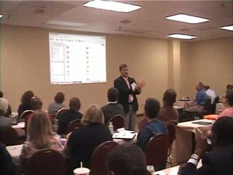 VJJA 34th Fall Institute Nov 2010 Clip 6 Management Workshop Dr Edward Latessa