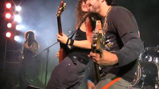 Charlie Parra live guitar solo / en vivo 01 - Tú igual, yo igual