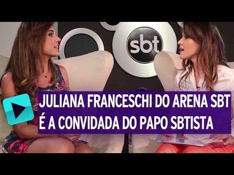 Entrevista com Juliana Franceschi
