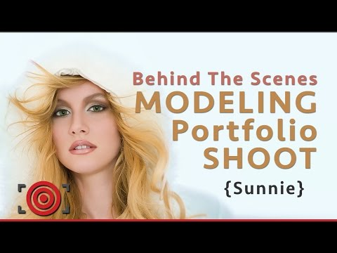 Sunshine Anderson Modeling Portfolio Shoot v3.0