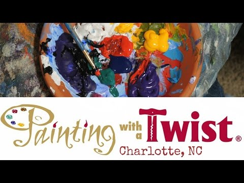 for Painting with a twist charlotte nc