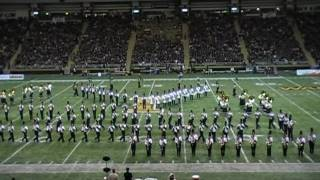 University of Idaho Marching Band Michael Jackson Show