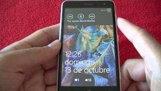 Nokia Lumia 625 Review: Características Al Detalle