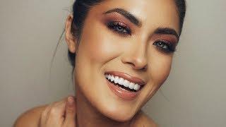 Sultry Nude Pink Makeup Tutorial | Kathleen Lights Dream St. | Melissa Alatorre