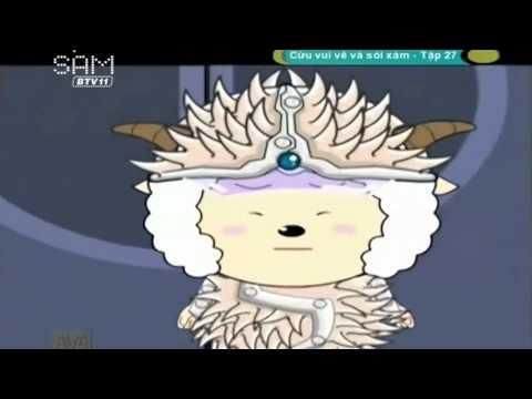 Cừu Vui Vẻ Và Sói Xám Tập 27