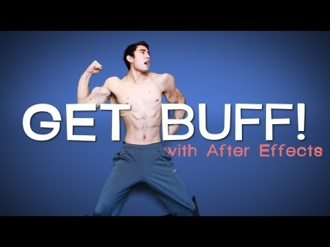 tutorial: After Effects Tutorial - Muscle Madness Part 1