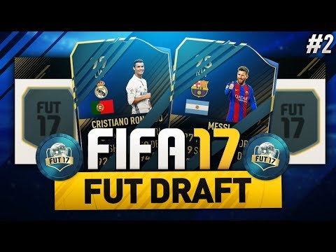 FIFA 17 - FUT DRAFT | 2. rész - No comment.