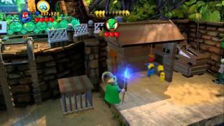 LEGO Marvel Super Heroes Reptilian Ruckus 100% Guide