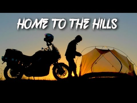 Home to the Hills / Aprilia Caponord Rally / MotoGeo Adventures