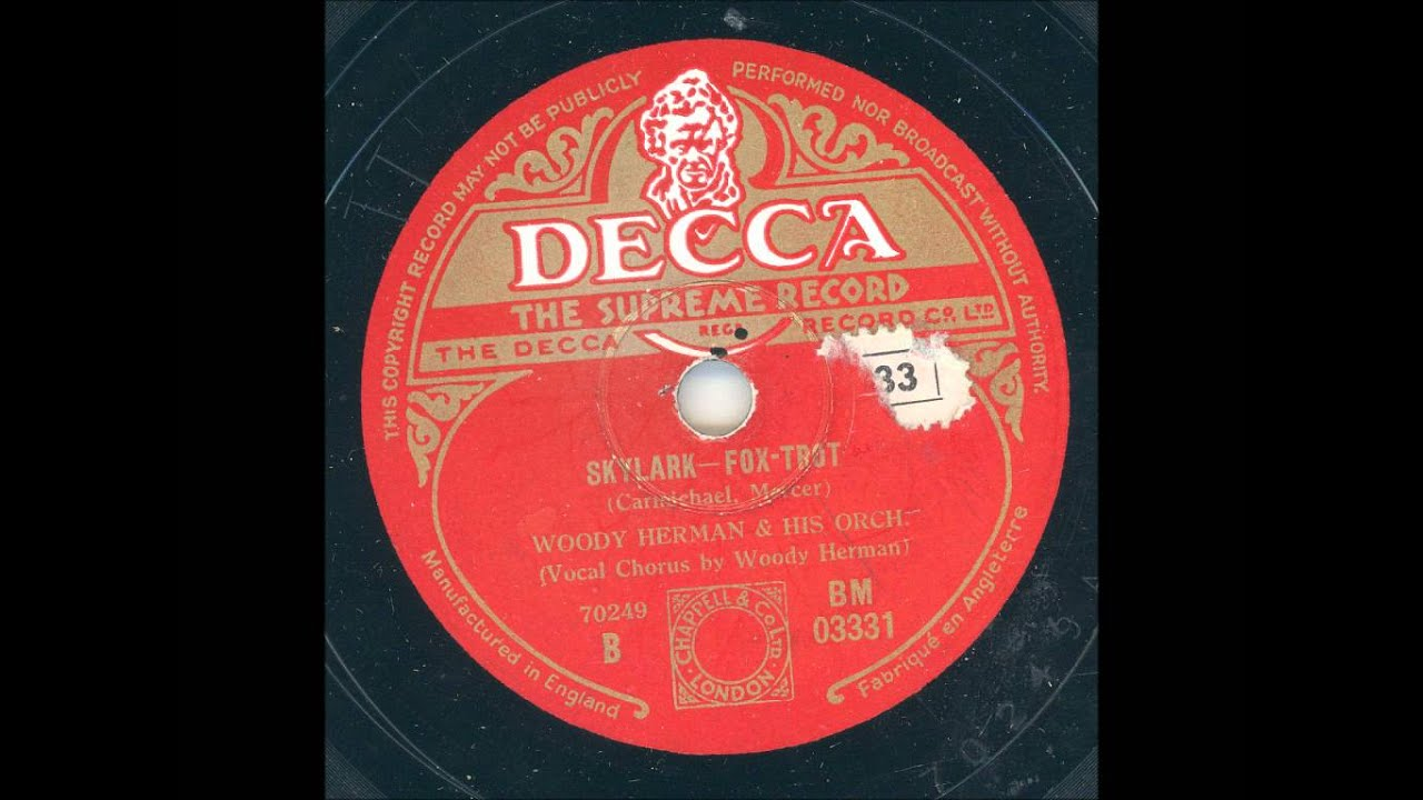 Woody Herman And His Orchestra - The Stereophonic Sound Of The Herman Herd