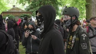 Inside violent anarchist group Antifa