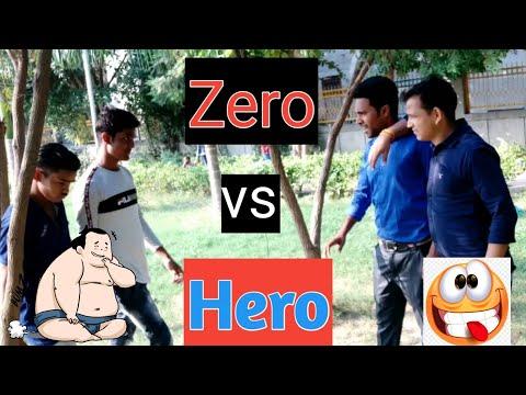 Zero vs Hero funny | zero vs hero funny fight