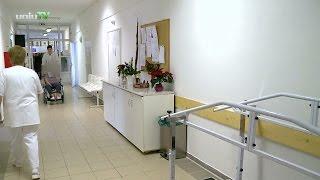 Új rehabilitációs osztályt adtak át a pécsi klinikán