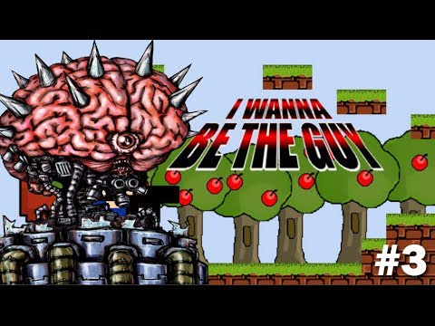 CONDENADA MOTHER BRAIN!!! | I Wanna Be The Guy | Parte 3