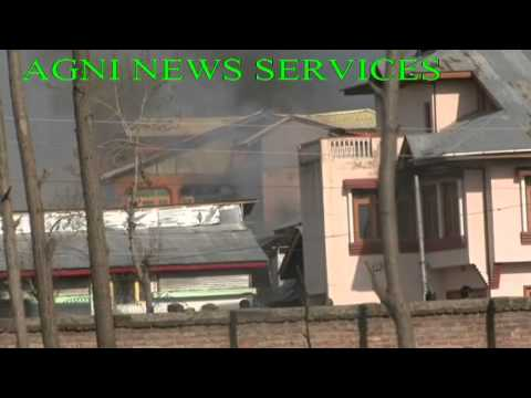 AHMADNAGAR .. TWO TERRORISTS KILLED IN ENCOUNTER