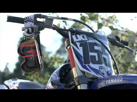 The FMX Project - Part Four (Final) 'Complete Blue' - Yamaha YZ450F