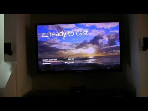 Google Chromecast for Android iPhone & iPad - Review & Demonstration