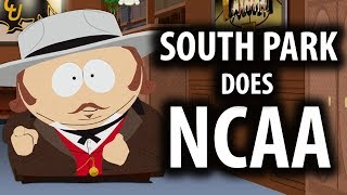South Park Does NCAA Student Athletes Explained
