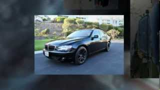 [2008 BMW 750LI For Sale PCH Auto Sports Used Pre Owned Orange Co] Video