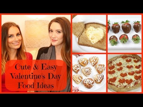 Cute & Easy Valentine's Day Cooking Ideas