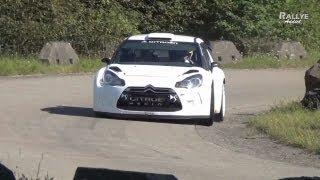Vid�o Tests Day Neuville / Gilsoul Citro�n DS3 WRC Deutschland [HD] par Rallye-Addict (4287 vues)