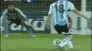 Los Diez Mejores Goles De Lionel Messi T
