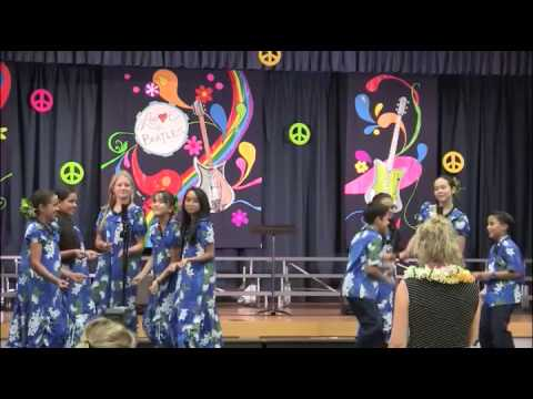 KS Hawaii Kula Ha'aha'a Spring Concert 2014 - Chamber Choir