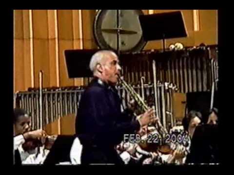 Fantasía brillante sobre temas de la ópera Carmen de Bizet/Borne (primera parte)