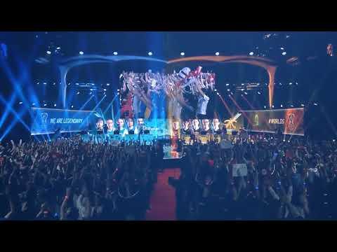 [EN] EU LCS Finals at the AccorHotels Arena