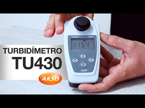 Turbidímetro Digital - TU430
