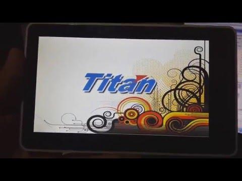 Reinstalar firmware o hard reset Tablet TITAN PC7010ME 8GB y 16GB (Reiniciar por bloqueo por patrón)