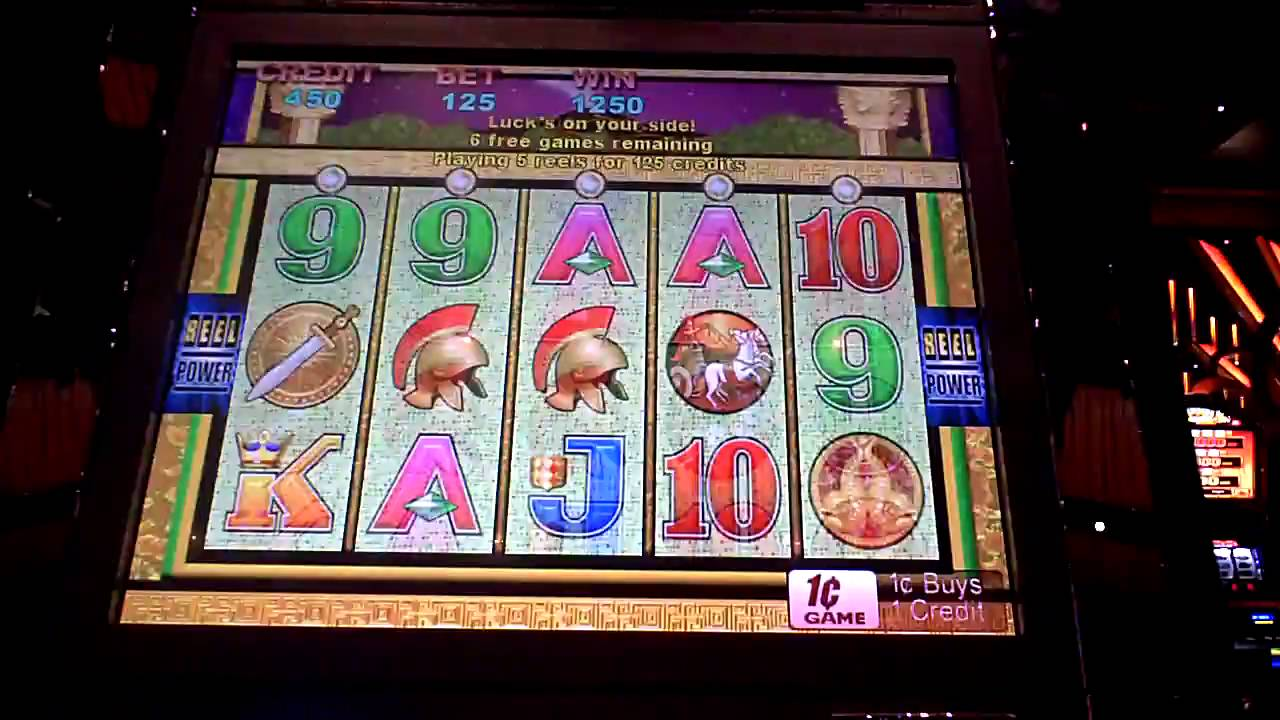 Winning slot machines 2013 seminole tribe casino at coconut creek