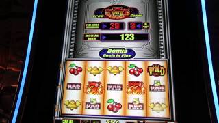 Quick Hits Slot Bonus Quarter Denomination At Wynn-2014
