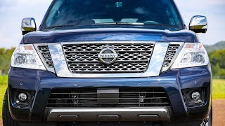2018 Nissan Armada – Intelligent Rear View Mirror. YouCar Car Reviews.