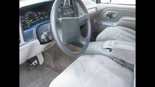 1996 Chevrolet Silverado 4x4 1/2 Ton