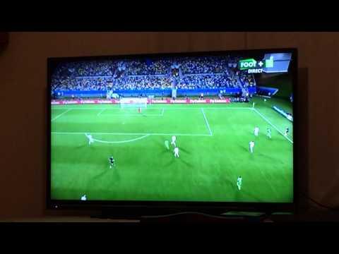Nigeria 1 Bosnia 0