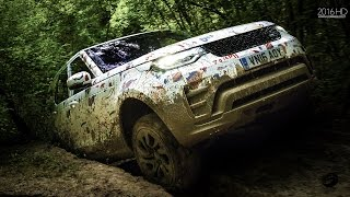 2017 NEW Land Rover DISCOVERY ... OFFROAD TEST + Camouflage Kids