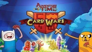 Adventure Time Card Wars Universal HD Gameplay Trailer