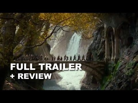 The Hobbit Desolation of Smaug Official Trailer 2 + Trailer Review : HD PLUS
