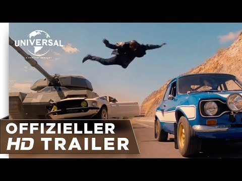 FAST & FURIOUS 6 - Trailer deutsch / german HD -kVz9_GJJLFU