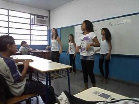 coreografia evangélica vai valer apena c/ Thalita ,Isabela, Fernanda ,Eliza