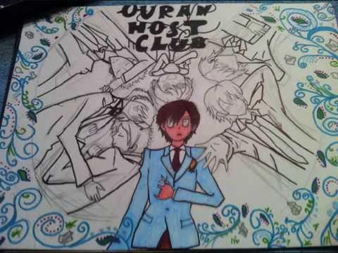 Drawing Ouran Highschool Host Club, Drawing Ouran Highschool Host Club! Let me know what you think and what I should draw next! Thank You! I don' t own the Music and I don't own the Anime. Than...