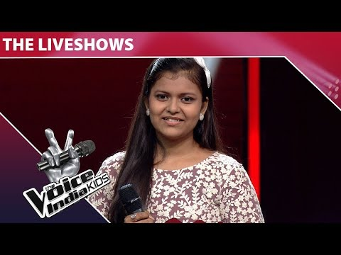 Niharika Performs On Tu Chanda Main Chandni - Episode 21 - Jan 20, 2018 - The Voice India Kids S2