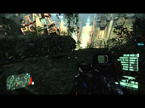 Crysis 3 Official Single Player Interactive Demo -kWIS64LhEuI