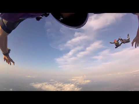 Progressive Freefall Skydive, Level 1: July 20, 2013